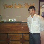 Mr Phuc of Pearl Suites Hotel Hanoi