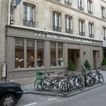 Φωτογραφία: Hotel Central Saint Germain