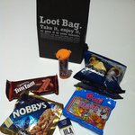 Free goodie bag