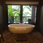 bath honeymoon villa
