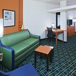 Foto de Fairfield Inn & Suites Tulsa Southeast/Crossroads Village