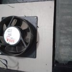 Non-Ops Exhaust Fan