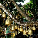 Phuket Big Buddha - Brass Bells outside
