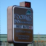 Foto Foothills Inn