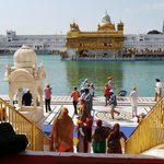 Entrance to the Golden Temple