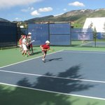 The Tennis Center at Steamboat Springs