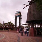 Entrance to UShaka Marine World