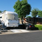Motorhomes, 5th wheels and travel trailers....