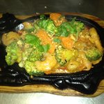 42B coconut curry prawns delicious dish!