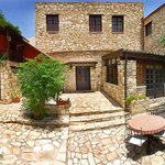 Beautiful traditional stone villa set in private grounds