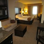 Holiday Inn Express Hotel & Suites Beaumont-Parkdale resmi