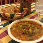 Minestrone Like Grandma's