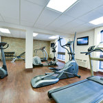 New Fitness Room