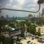 View of Downtown Atlanta from Room
