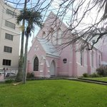 St Andrew's Church, Hamilton Bermuda ('the pink church')