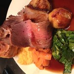 Lovely roast beef !
