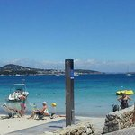 The beach, near Magaluf.