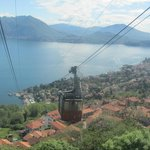 Mottarone Cable Car, Stresa