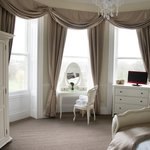 Newly refurbished Bridal Suite