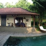 Villa and Pool