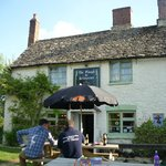 Bilde fra The Plough at Kelmscott