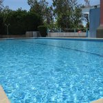 Piscina Camping Virgen del Mar