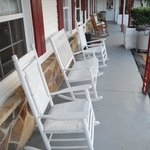 Rocking chairs!