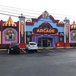 Big Top Arcade... The Greatest Arcade on Earth