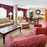 Our Newly Renovated Summit Suite Parlor