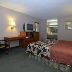 Foto van BEST WESTERN Windsor Inn