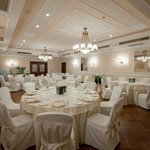 Carlton Hotel Baglioni Senato Room Celebration