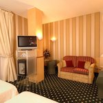 Standard Triple Room at Antares Hotel Rubens Milan