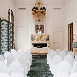 Consejo Meeting Room – Ceremony Setup