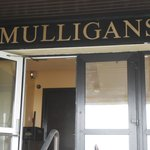 Mulligans bar at the hotel