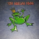 The Smiling Frog menu cover