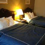 Comfort Suites Plainview res
