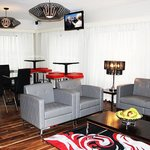 Beautifully Renovated Executive Lounge