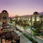 Victoria Gardens Mall near Holiday Inn Ontario Airport hotel