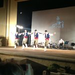 Greek folklore perfomance