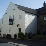 Fox and Hounds front of pub