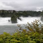 Rhine Falls .. breathtaking view