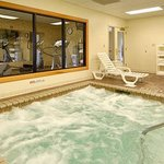 Fitness Center with Whirlpool