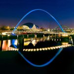 Local Attraction The Newcastle Millenium Bridge