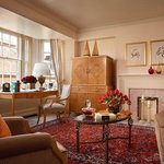 Ascott London Mayfair Living Room