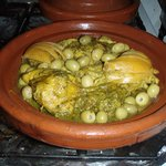 12. Dinner Chicken Tagine