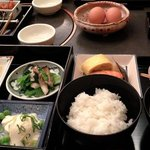 Excellent full Japanese breakfast