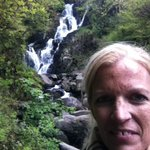 at Torc waterfall