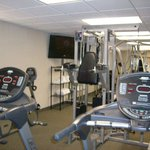 Working out in our gym will start your day feeling enegerized