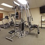 Keeping fit is easy in the Candlewood Fitness Center