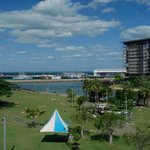 Darwin Waterfront seen from room